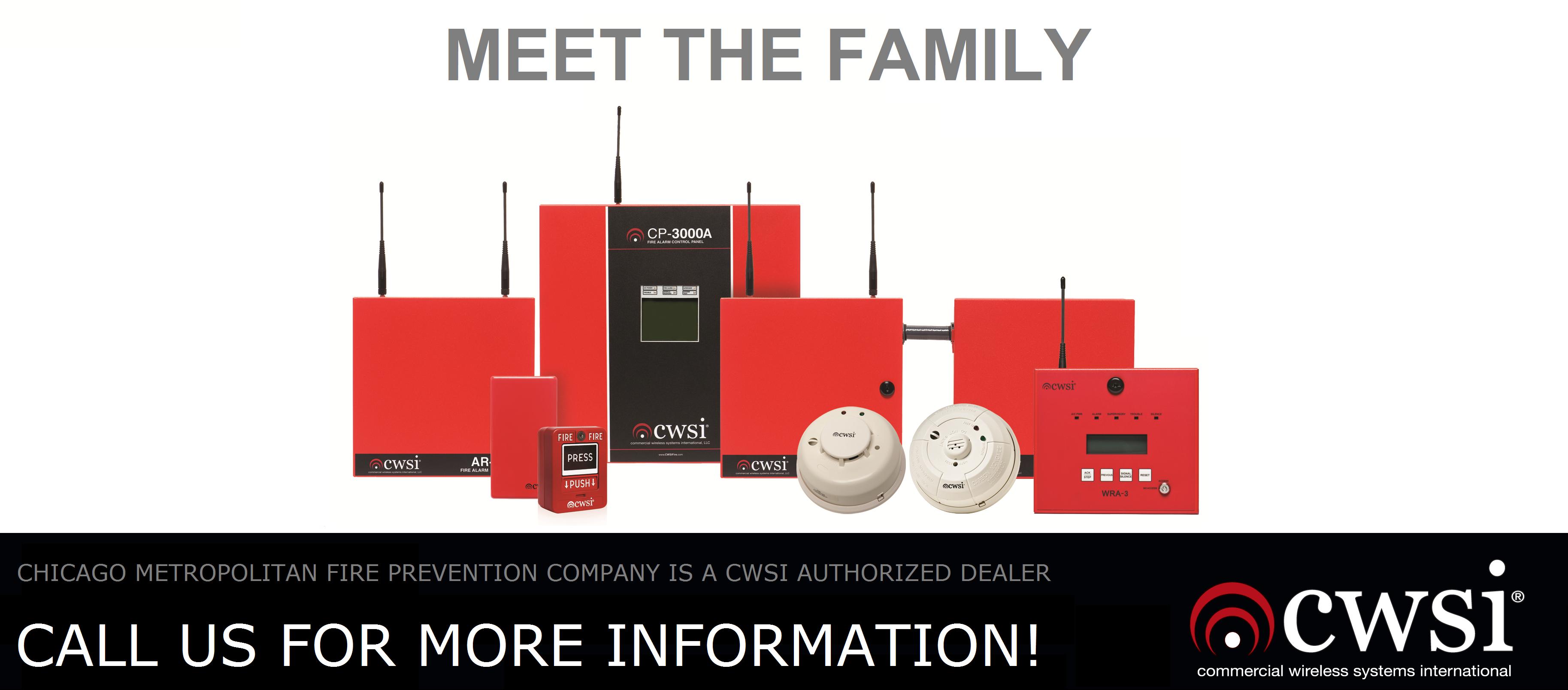 Chicago Metropolitan Fire Prevention Wireless Fire Alarm
